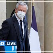 Sauvetage d'Air France : les exigences de Bruxelles doivent être «soutenables», prévient Le Maire