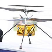 La Nasa veut faire voler un hélicoptère sur Mars pour la première fois