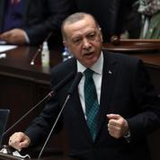Turcs tués en Irak: Erdogan accuse les États-Unis de soutenir «les terroristes»