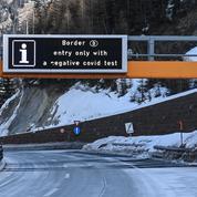 Covid-19 : bouchons et colère aux frontières italienne et autrichienne