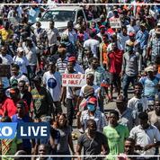 Haïti : plusieurs milliers de manifestants contre un retour de la dictature