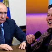 Le Kremlin se dit «intéressé» par une conversation entre Elon Musk et Vladimir Poutine