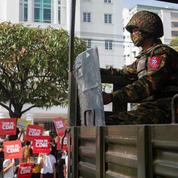 Birmanie : la junte poursuit sa répression et coupe internet pour la deuxième nuit consécutive