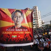 Birmanie : Washington «préoccupé» par la nouvelle inculpation d'Aung San Suu Kyi, demande sa libération