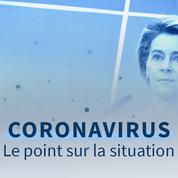 Covid-19 : l'UE exhorte les 27 à éviter les fermetures de frontières