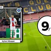 Les notes des Parisiens à Barcelone : Mbappé superstar, Verratti en patron