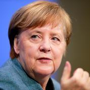 Nucléaire iranien: Merkel a exprimé son «inquiétude» lors d'un entretien avec Rohani