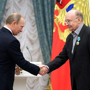 Mort de la star du cinéma soviétique Andreï Miagkov, héros truculent de L'Ironie du destin