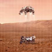 Les «7 minutes de terreur» avant l'atterrissage de la mission Mars 2020