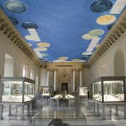 Au Louvre, les nuages de la controverse s'accumulent autour du plafond céleste de Cy Twombly
