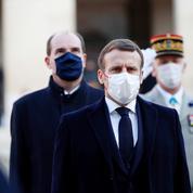 Quand Macron et Castex cajolent les députés de la majorité