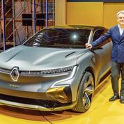 Renault: comment le constructeur veut rebondir après une année noire