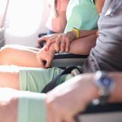 Cinq astuces rapides pour calmer sa peur de l'avion