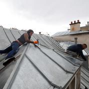 Aux côtés des couvreurs-zingueurs de Paris, suspendus à une reconnaissance de l'Unesco