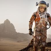 Matt Damon star malgré lui de l'atterrissage du rover Perseverance sur Mars