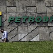 Brésil: forte chute des actions de Petrobras
