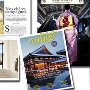 «Passion Japon», le nouveau numéro du magazine Figaro Voyage