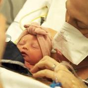 Misha, ce bébé miracle né devant les caméras de «Zone Interdite»
