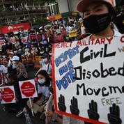 Birmanie : la police tire sur des manifestants anti-junte, faisant deux morts et une trentaine de blessés
