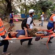 Birmanie : l'UE appelle la junte militaire à cesser les violences contre les civils
