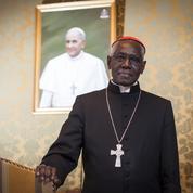 Le pape accepte la démission du cardinal guinéen Robert Sarah
