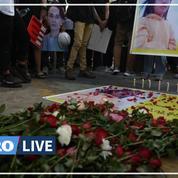 Birmanie: funérailles d'une jeune manifestante au lendemain des violences les plus meurtrières