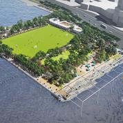 New York : feu vert pour la première plage publique de Manhattan