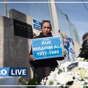 Marseille : 26 ans après le meurtre d'Ibrahim Ali, une avenue rebaptisée à son nom