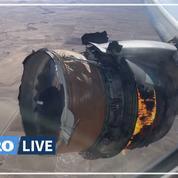 Incident sur un Boeing 777 au-dessus du Colorado : une «usure métallique» soupçonnée