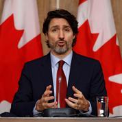 Prison ferme requise pour un Canadien qui s'était approché de chez Trudeau, armé