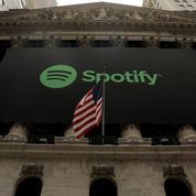 Spotify déclare la guerre aux Majors