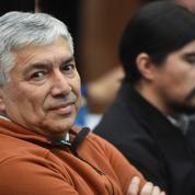 Argentine: un proche de la vice-présidente condamné à 12 ans de prison pour blanchiment