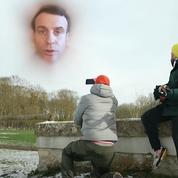 Gestes barrières : les youtubeurs McFly et Carlito réussissent le défi lancé par Emmanuel Macron