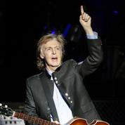 Paul McCartney écrit ses mémoires et celles des Beatles en 154 chansons
