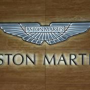 Aston Martin s'enfonce dans le rouge mais croit prendre le bon tournant