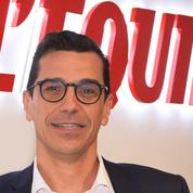 Laurent Prud'homme prend la tête du groupe l'Équipe