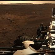 La Nasa publie une photo panoramique de Mars prise par Perseverance