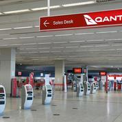 Qantas: perte abyssale au premier semestre