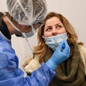 Covid-19: un test PCR obligatoire en Moselle pour les déplacements non professionnels à la frontière franco-allemande