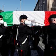 À Rome, des funérailles d'État pour l'ambassadeur italien tué en RDC