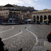 Covid-19: confinement prolongé jusqu'au 8 mars en Grèce