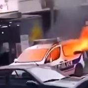 Incendie d'une voiture de police à Mulhouse : les deux suspects disculpés