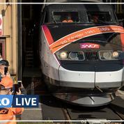 Pour ses 40 ans, la SNCF ressort la rame du TGV qui avait battu un record de vitesse en 1981