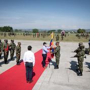 Colombie: un commando de 7000 militaires contre les guérilleros et les narcotrafiquants