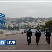 Covid-19 : reconfinées, Nice et Dunkerque retrouvent des allures de villes fantômes