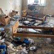 Ukraine : un incendie dans une unité Covid d'un hôpital fait un mort