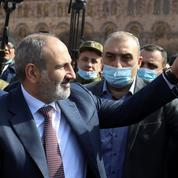 Arménie : le président refuse de limoger le chef de l'armée, qui avait appelé à la démission du premier ministre