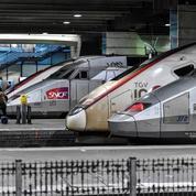 Un accident à la sortie de la gare de Bruxelles perturbe le trafic de plusieurs trains en France