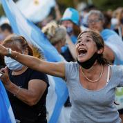 Argentine : manifestations en réaction au scandale des «vaccinations VIP»