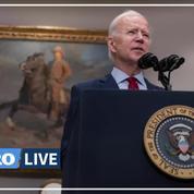 Joe Biden exhorte le Sénat à adopter «rapidement» son vaste plan de relance